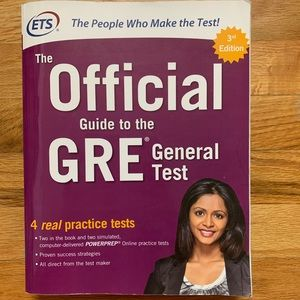 Other - Official Guide to The GRE